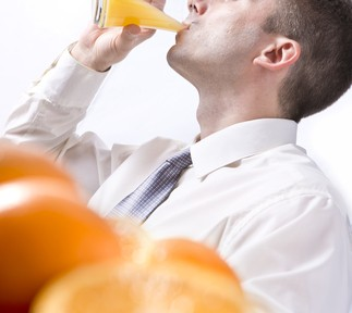 Is Your Morning Glass of OJ as Unhealthy as a Soda?