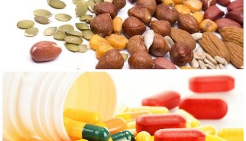 Study: Vitamin E from Food, Not Supplements, May Lower Women's Lung Cancer Risk