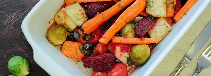 Think Vegetables are Boring? For Spring Veggies, Try This