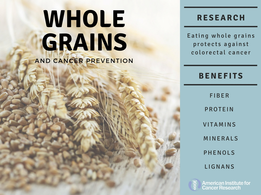 Wheat and cancer