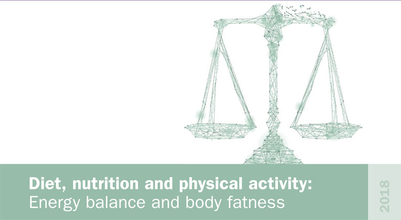 New AICR/WCRF Report on Growing Obesity Epidemic Released