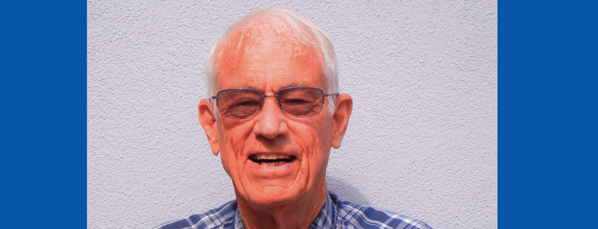 Ernest Robertson, Aerospace Engineer and Cancer Prevention Supporter