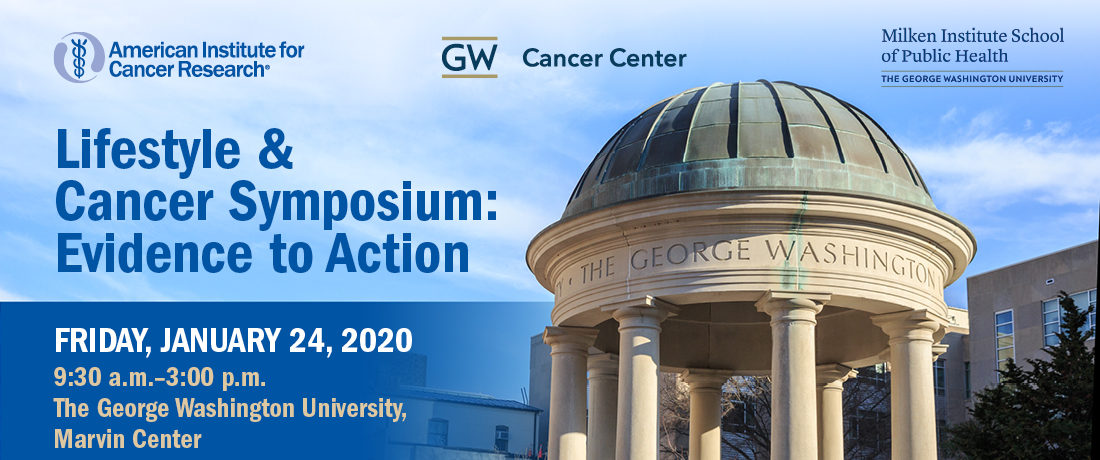 Lifestyle and Cancer Symposium – Evidence to Action